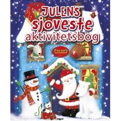 Julens sjoveste aktivitetsbog