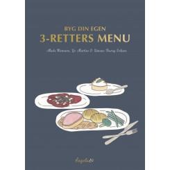Byg din egen 3-retters menu