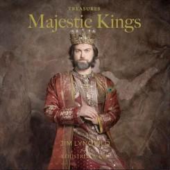 MAJESTIC KINGS - 8 forskellige dobbeltkort
