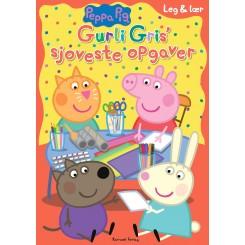 Peppa Pig - Gurli Gris' sjoveste opgaver - Leg og lær