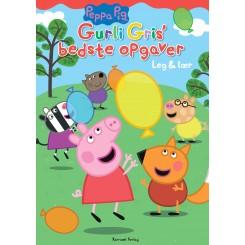 Peppa Pig - Gurli Gris' bedste opgaver - Leg og lær