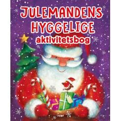 Julemandens hyggelige aktivitetsbog