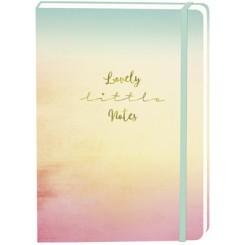 Notesbog, A5, Lovely little notes