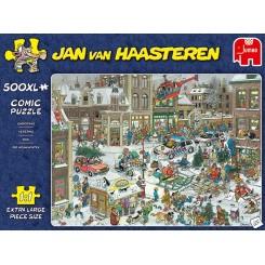 Puslespil Jan van Haasteren - Christmas, XL 500 brikker