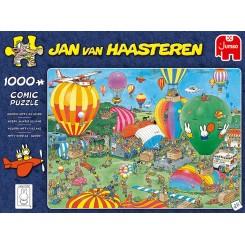 Puslespil Jan van Haasteren, Miffy 65 years, 1000 brikker