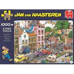 Puslespil Jan van Haasteren, Friday the 13th, 1000 brikker