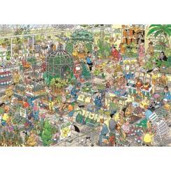 Puslespil Jan van Haasteren, The Garden Centre, 1000 brikker