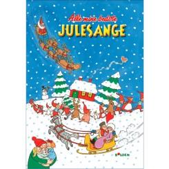 Alle mine bedste julesange med cd