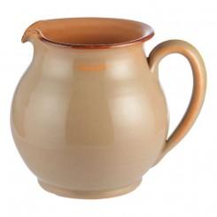 Terracotta kande H15 cm, Mocca