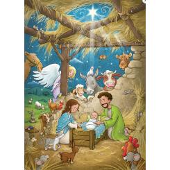 Julekalender: Juleglæde i Betlehem