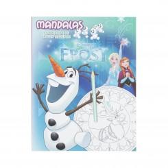 Disney FROST Mandalas OLAF