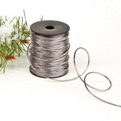 Sølvtråd, 1mm x 20m