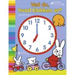 Ved du, hvad klokken er?