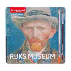 Bruynzeel Vandfarveblyanter, Rijks Museum, Vincent Van Gogh