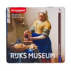 Bruynzeel Farveblyanter, Rijks Museum, The Milkmaid