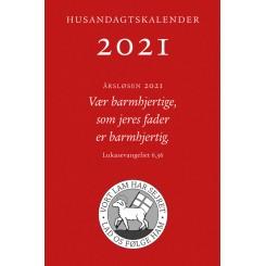 Husandagtskalender 2021 - Udkommer d. 22-10-2020