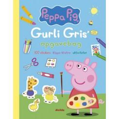 Peppa Pig - Gurli Gris' opgavebog