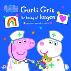 Peppa Pig - Gurli Gris får besøg af lægen