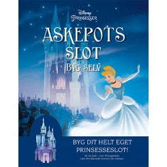Disney Prinsesser - Askepots slot - Byg selv
