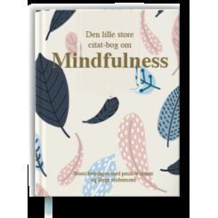 Den lille store citatbog om mindfulness