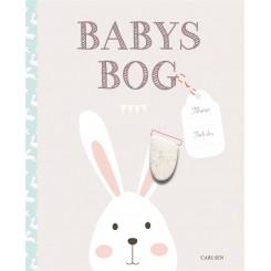 Babys bog - en bog om barnets første år