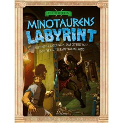 Du er helten: Minotaurens labyrint