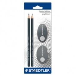 Staedtler skrivesæt graphite limited edition