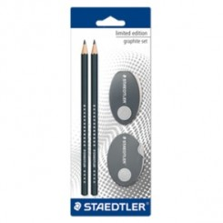Steadtler skrivesæt graphite limited edition