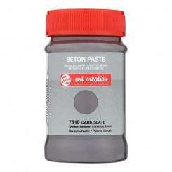 Beton Paste 100 ml Dark Slate (7510)