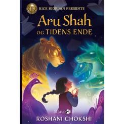 Aru Shah og tidens ende (1.Bind)