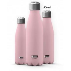 iDrink Drikkedunk 500 ml, Pink