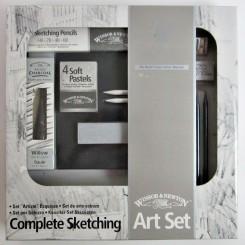 Winston & Newton Complete Sketching Art Set