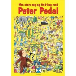 Min store søg og find-bog med Peter Pedal