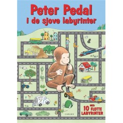 Peter Pedal i de sjove labyrinter
