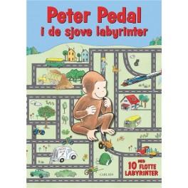 Peter Pedal i de sjove labyrinter
