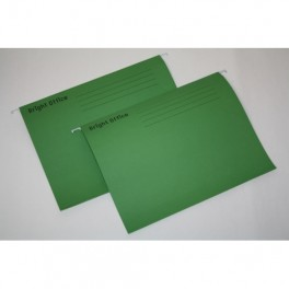 Bright Office Hængemappe A4, grøn