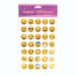 Emoji klistermærker
