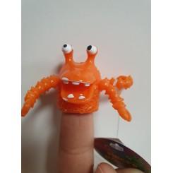 Finger monstre, gummi