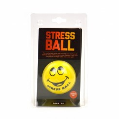 Stress bold smiley