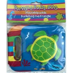 Pive-bade-bog med skildpadde