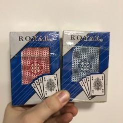 Royal Spillekort