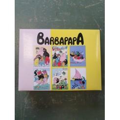 Billedklodser Barbapapa