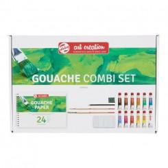 Gouache Combiset 12 x 12 ml