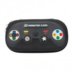 Monster Cars Penalhus, sort controller