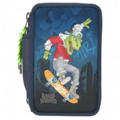Dino World Trippel Penalhus skateboard