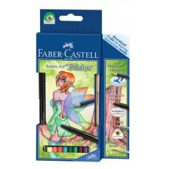 Faber Castell Manga Art Fairies