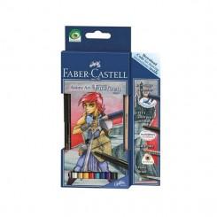 Faber Castell Manga Art Fantasy