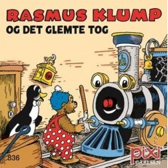 Pixi-serie 114 - Rasmus Klump og det glemte tog