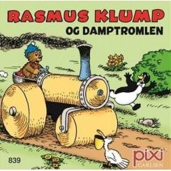 Pixi-serie 114 - Rasmus Klump og damptromlen