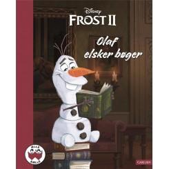 Ælle Bælle: Frost II - Olaf elsker bøger